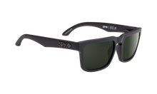 Spy Helm Black HD Plus Gray Green Sunglasses