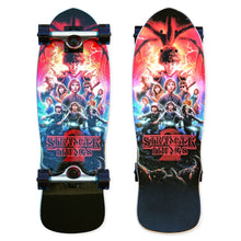 Madrid x Stranger Things 2- Collage Mini Cruiser 25""