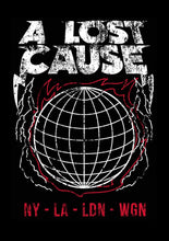 A Lost Cause Womens Tee - World Wide BF Tee