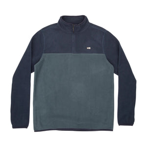 Salty Crew Ballast Quarter Zip Fleece Jacket