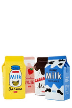 Milk Shape Novelty Bags