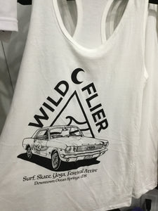 Wild Flier Razor Tank Top - Paddles Up Paddleboards