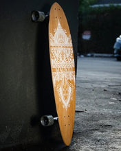"Madrid Blunt 36.25"" Forest Maple Pintail Complete"