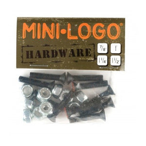 MINI*LOGO Skateboards Hardware 1""