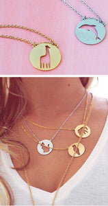 Jaeci Necklace Spirit Animal- Ox ISTJ - Paddles Up Paddleboards