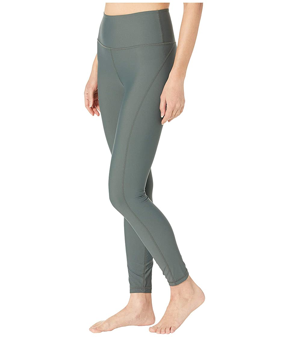 Spiritual Gangster Tulum Legging-Olive - Paddles Up Paddleboards