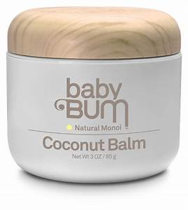 Sun Bum Baby Bum™ 3 oz. Natural Monoi Coconut Balm - Paddles Up Paddleboards