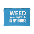 Weed Is Legal Stash Bag