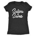 Sativa Saves Women's Triblend Tee