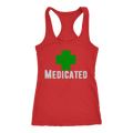 Medicated Racerback