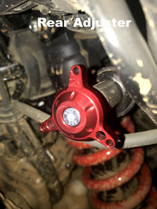 Africa Twin Pre-Load Adjusters