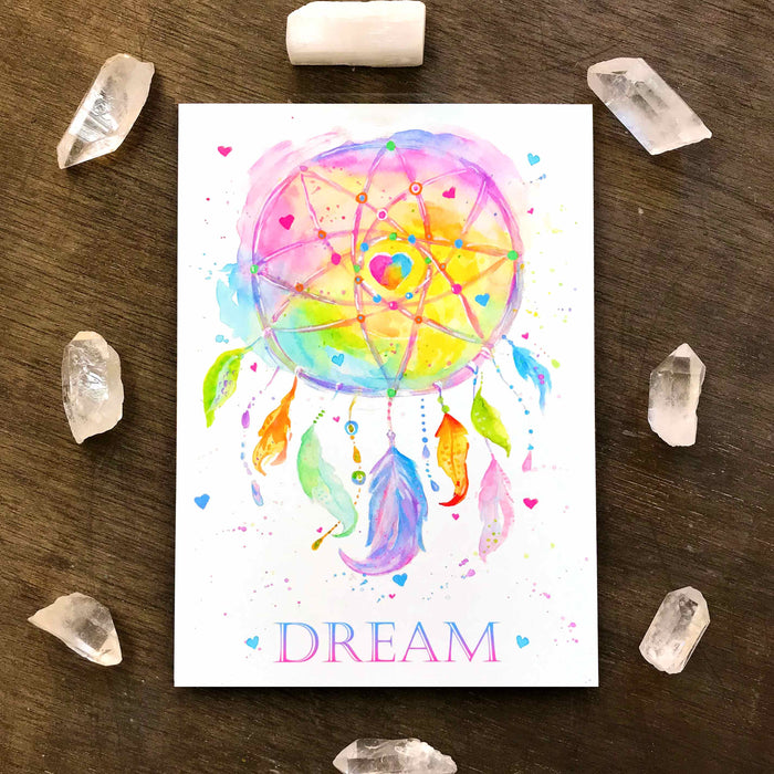 Dream Catcher - Giclée Print