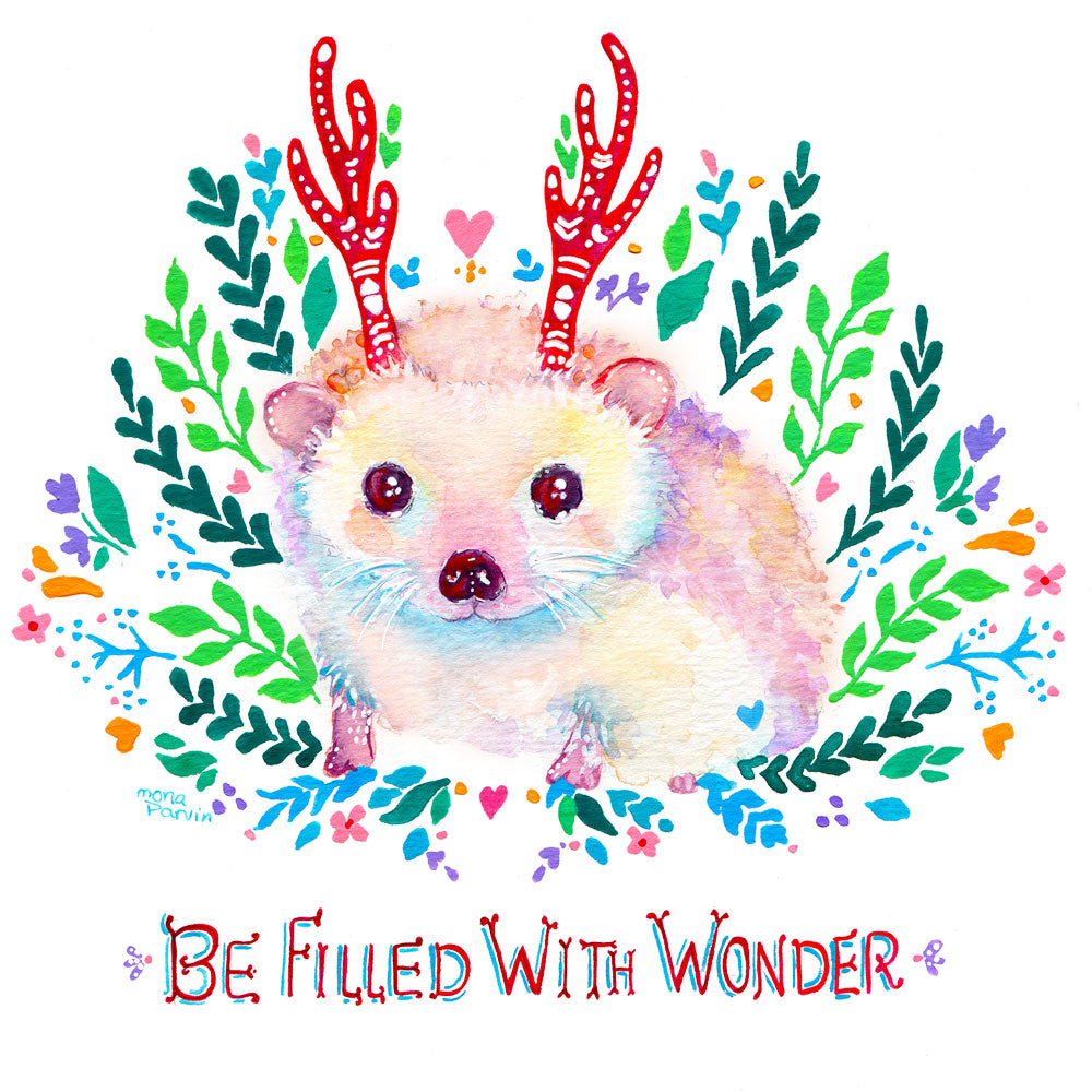 Be Filled With Wonder