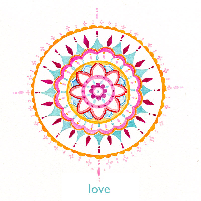 Mandala of Love