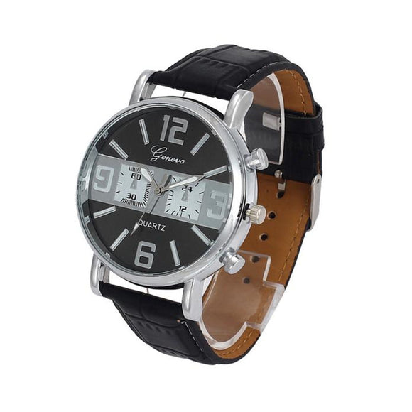 INFANTRY Watch With Quartz Movement: Features, stainless Steel Case.