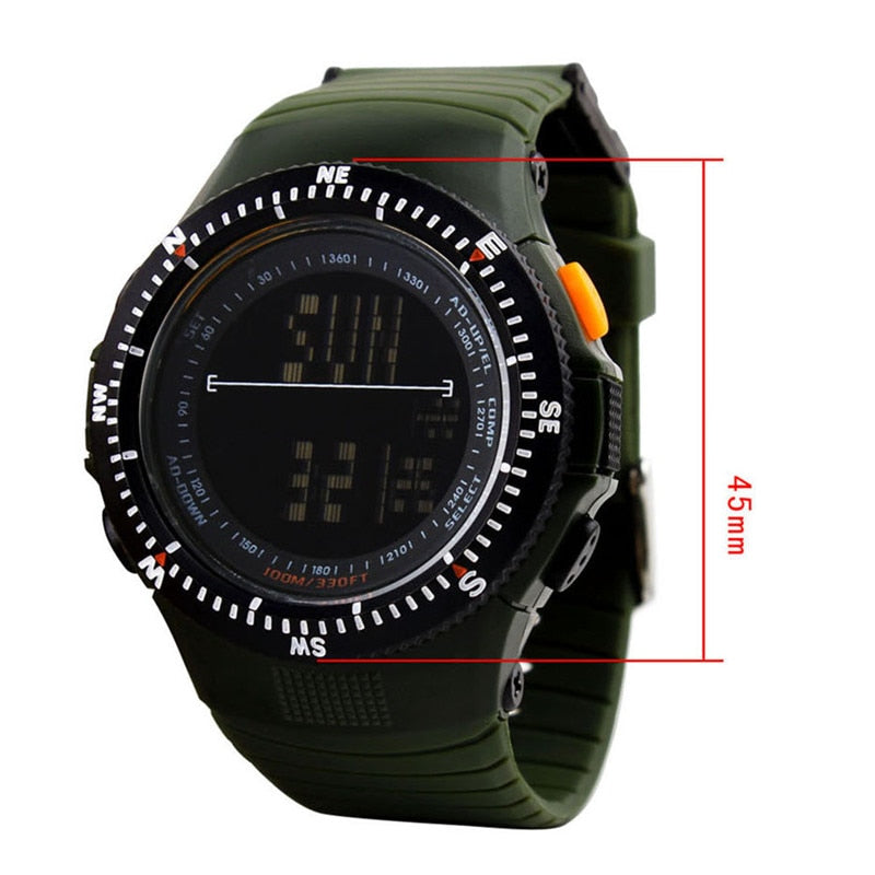 Military Tactical Watch