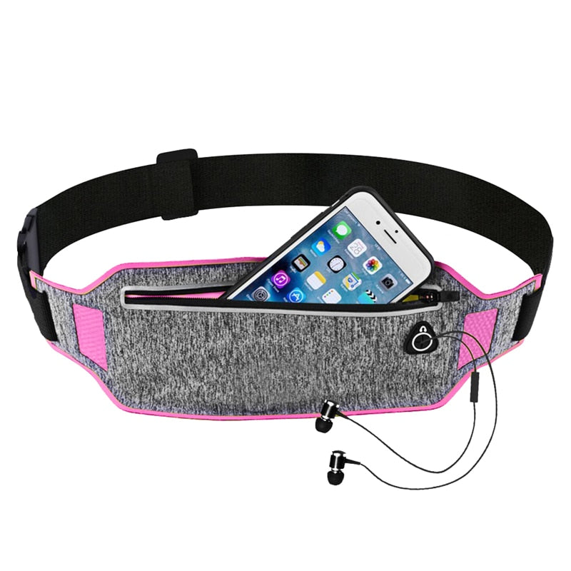 Running Pouch Waist Belt
