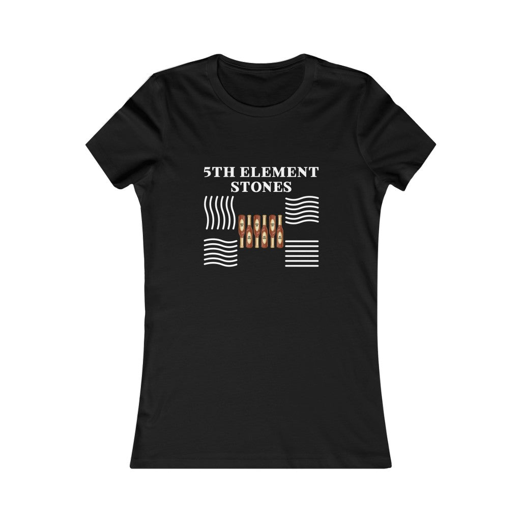 Women's 5th Element Stones Tee