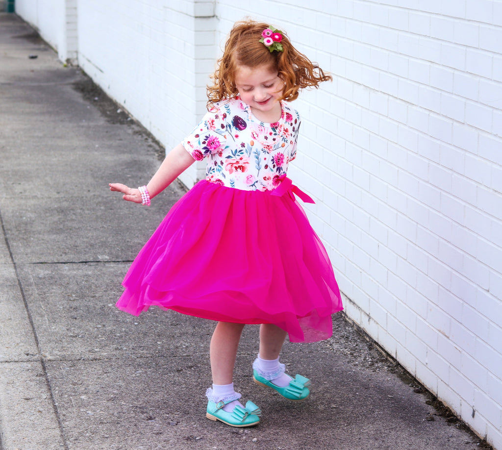 The Savannah Tutu Dress