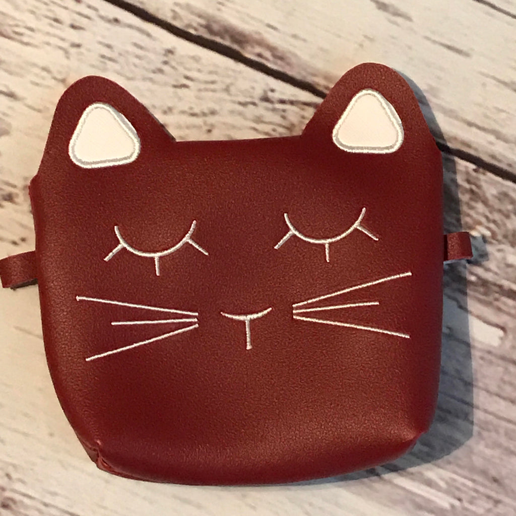 Me-wow! Vegan Leather Kitty Bags