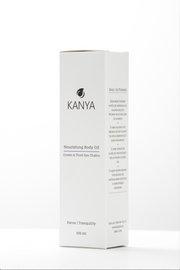 Kanya Crown & Third Eye Nourishing Body Oil
