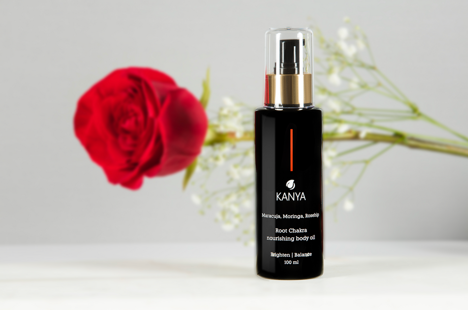 Root Chakra Nourishing Body Oil