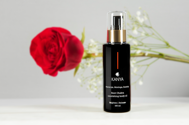Root Chakra Nourishing Body Oil - Kanya