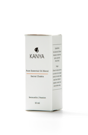 Kanya Sacral Chakra Essential Oil Blend
