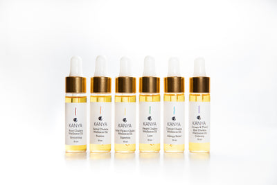 Body Oil Travel Set