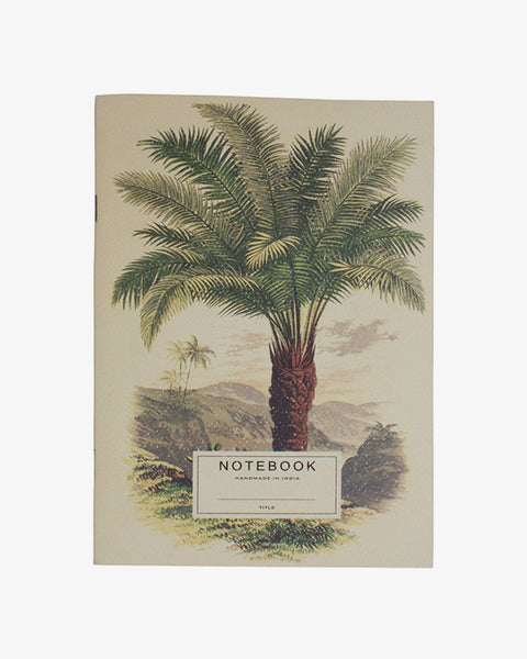 À la - Palmtree Notebook