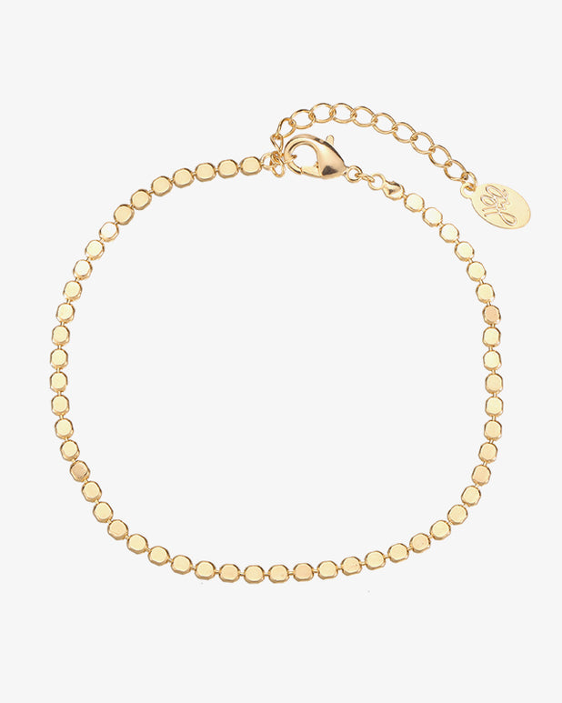 True Elegance Bracelet - Gold - we are SASSY.