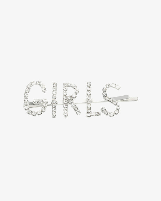 Girls Hair Clip - we are SASSY.
