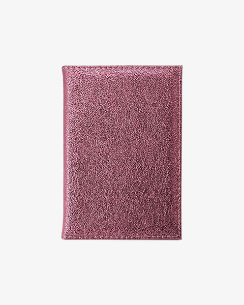 Glitter Passport Cover - Pink