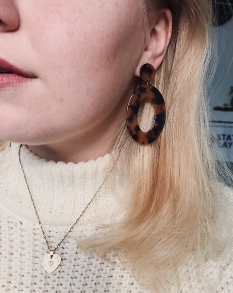 Mister Leo Earrings