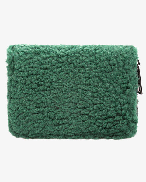 It's So Fluffy Wallet - Green