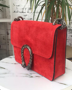 Jamie Bag - Red