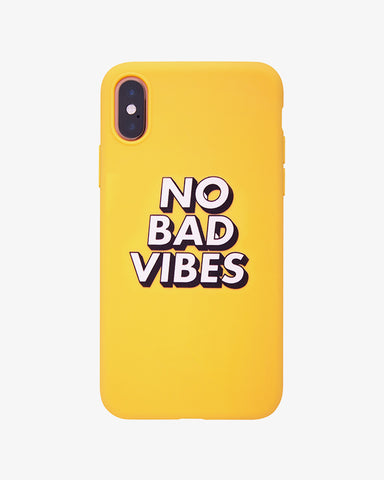 No Bad Vibes Case - we are SASSY.