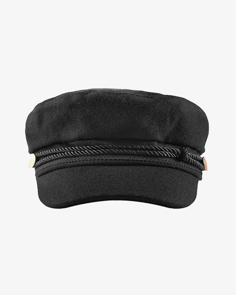 Sailor Hat - Black