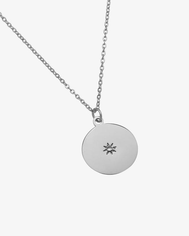 Starlight Necklace - Silver - we are SASSY.