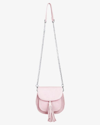 Macy Bag - Pink - we are SASSY.