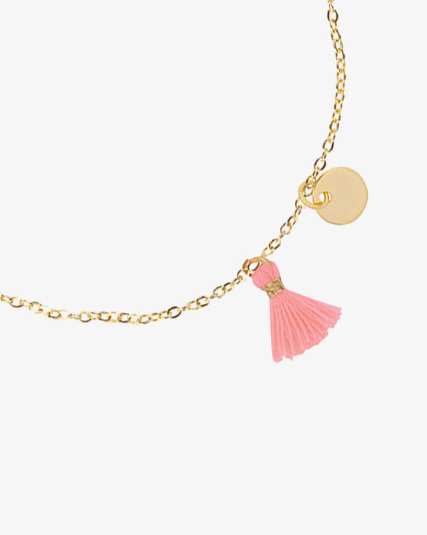 Tassel Mania Bracelet - Gold - we are SASSY.
