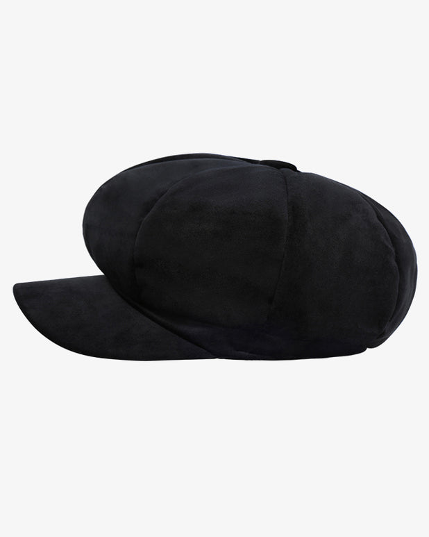 The Velvet Hat - Black - we are SASSY.