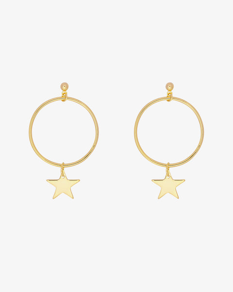 You're my Star Earrings - Gold