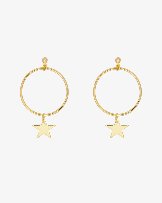 You're my Star Earrings - Gold - we are SASSY.