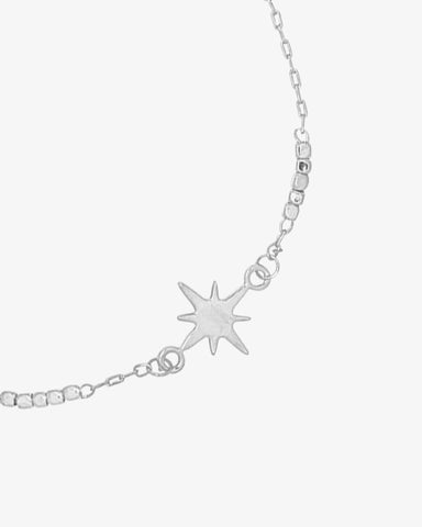 Universe Star Bracelet - Silver - we are SASSY.