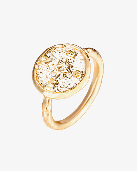 Wanderlust Ring - Gold