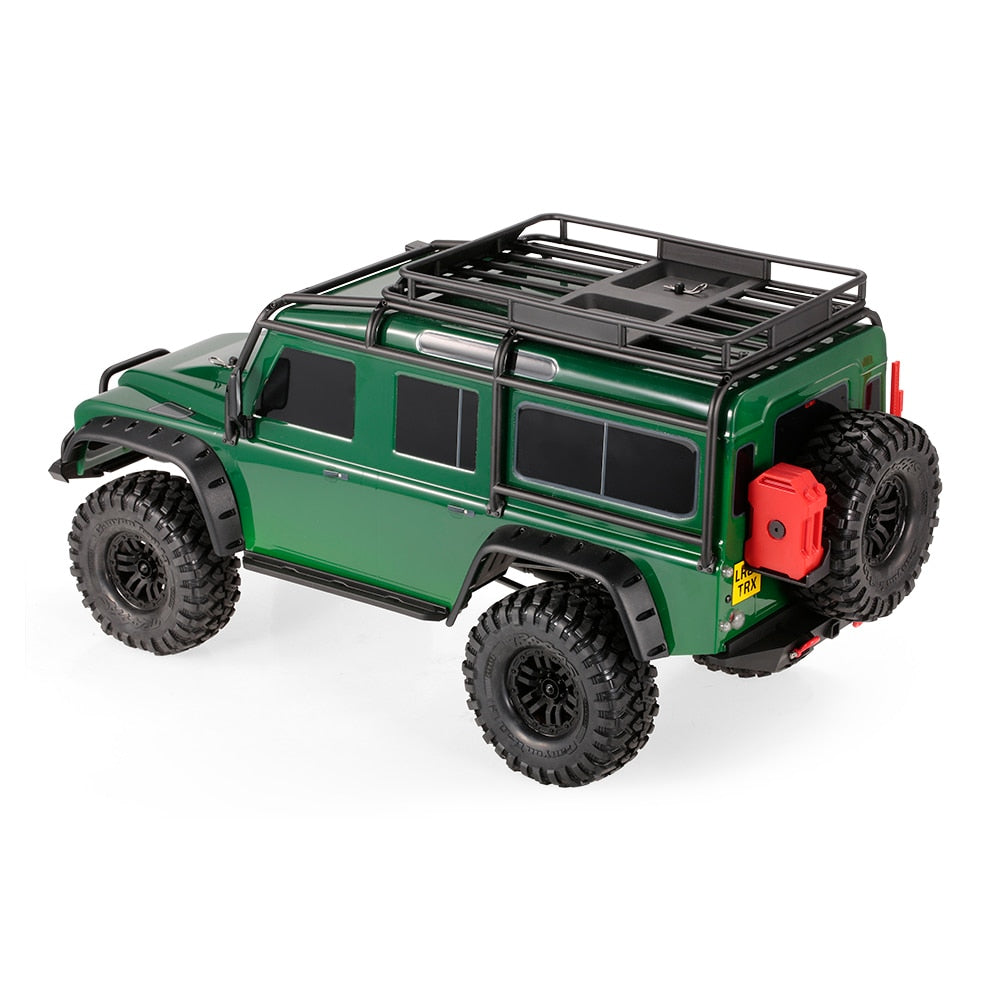 RC Crawler Fender Flares For 1:10 Axial SCX10 RC4WD D90