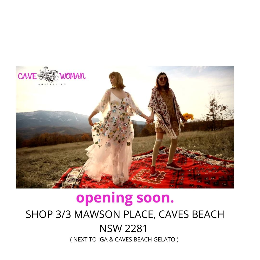 COME VISIT US AT SHOP 3/3 MAWSON PLACE, CAVES BEACH NSW 2281