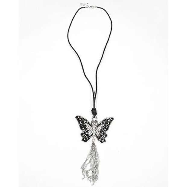 NE7400 Necklace Butterfly