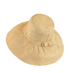 Demi Caperline Hat - Natural